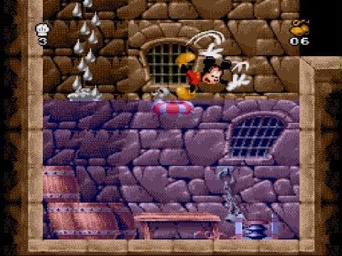 Mickey Mania (SNES / Super Nintendo) Game Profile   News