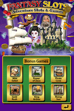 Fantasy Slots: Adventure Slots and Games Screenshot