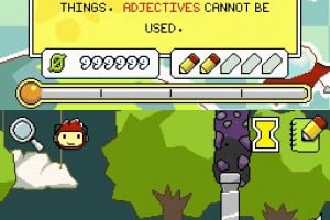 Super Scribblenauts Screenshot