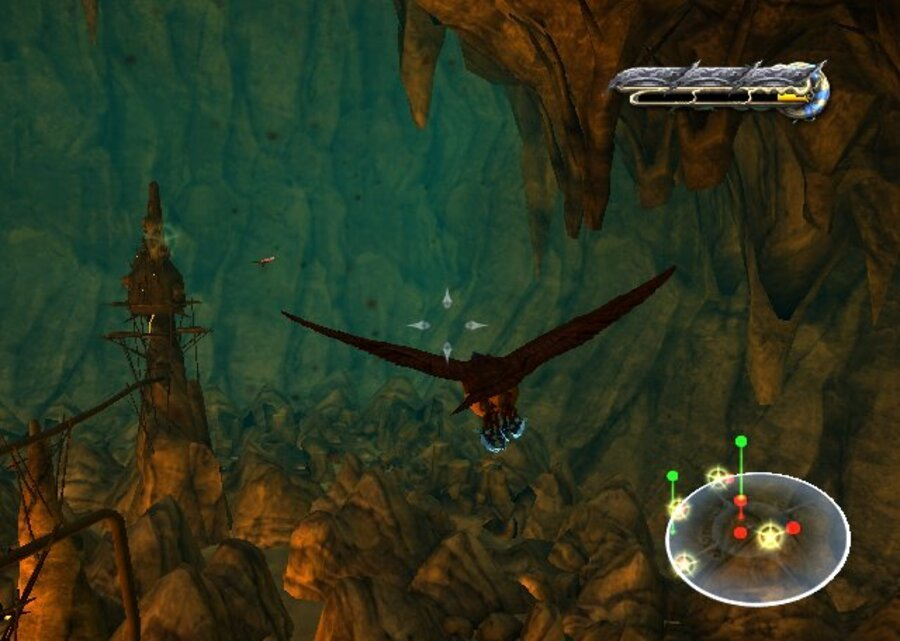 Legend of the Guardians: The Owls of Ga'Hoole Screenshot