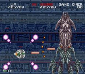 Darius Twin Review - Screenshot 1 of 4