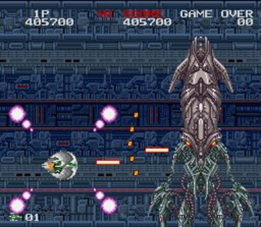Darius Twin Screenshot
