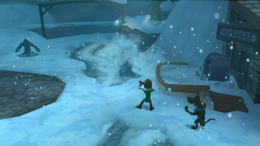 Scooby-Doo! and the Spooky Swamp Review - Screenshot 4 of 4