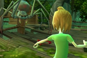 Scooby-Doo! and the Spooky Swamp Screenshot
