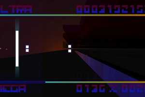 BIT.TRIP FLUX Screenshot
