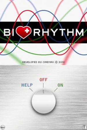 Biorhythm Review - Screenshot 1 of 2