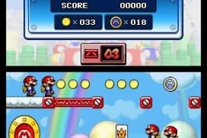 Mario vs. Donkey Kong: Mini-Land Mayhem! Screenshot