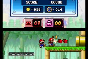 Mario vs. Donkey Kong: Mini-Land Mayhem! Screenshot