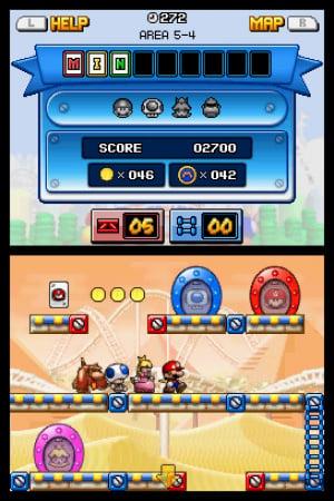 Mario vs. Donkey Kong: Mini-Land Mayhem! Review - Screenshot 3 of 4