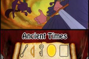 Dragon's Lair II: Time Warp Screenshot