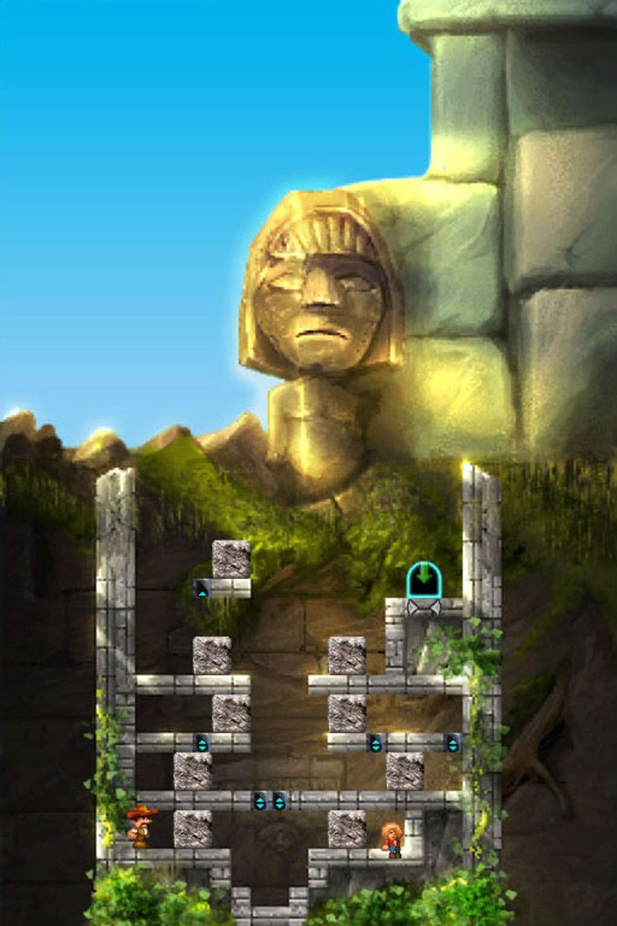 Puzzle Expedition Screenshot