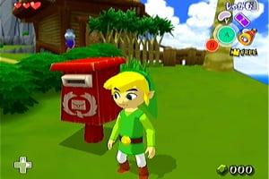 The Legend of Zelda: The Wind Waker Screenshot