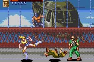 Brawl Brothers Screenshot