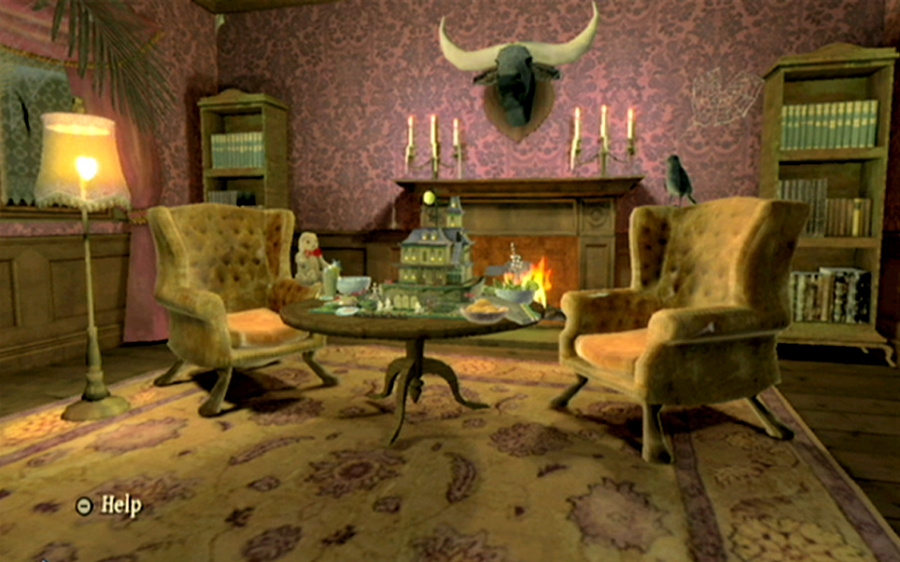 I SPY Spooky Mansion Review - Screenshot 2 of 3