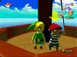 The Legend of Zelda: The Wind Waker Review - Screenshot 1 of 6