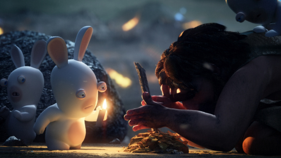 Raving Rabbids Travel in Time Review - Screenshot 5 of 5