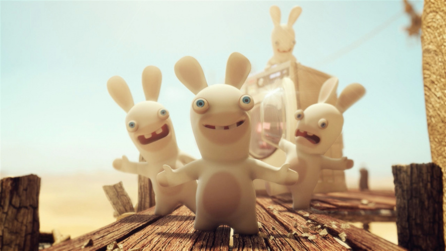 Raving Rabbids Travel in Time Review - Screenshot 4 of 4