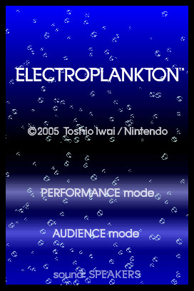 Electroplankton Screenshot