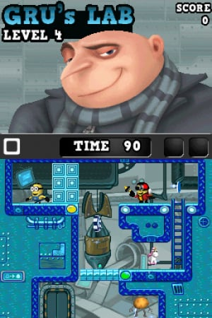 Despicable Me: The Game - Minion Mayhem Review - Screenshot 2 of 2