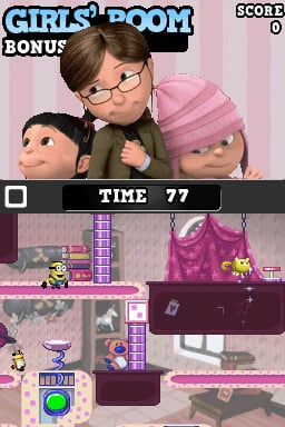 Despicable Me: The Game - Minion Mayhem Screenshot