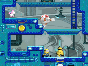 Despicable Me: The Game - Minion Mayhem Review - Screenshot 1 of 3