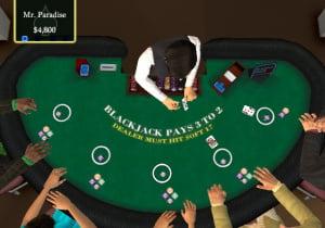 V.I.P. Casino: Blackjack Review - Screenshot 1 of 4
