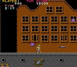 Ghosts 'n Goblins Review - Screenshot 3 of 3