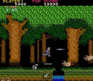 Ghosts 'n Goblins Review - Screenshot 1 of 3
