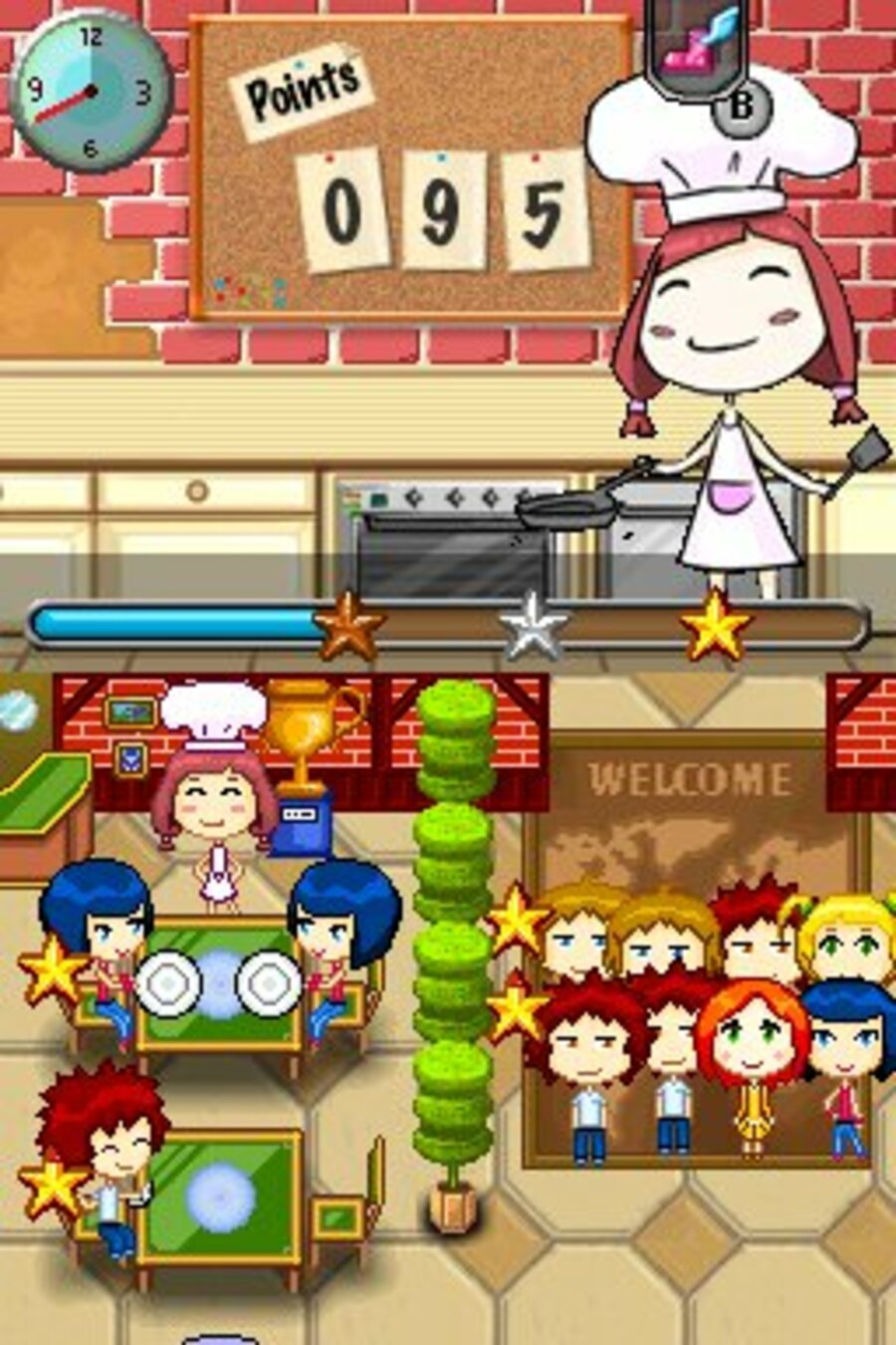 My Little Restaurant Screenshot