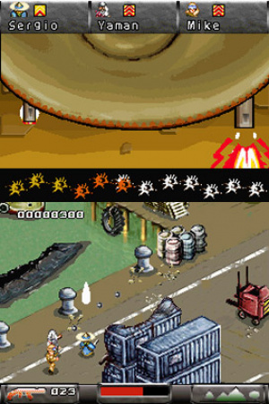 B Team - Episode 1: Dust & Steel Review - Screenshot 2 of 2
