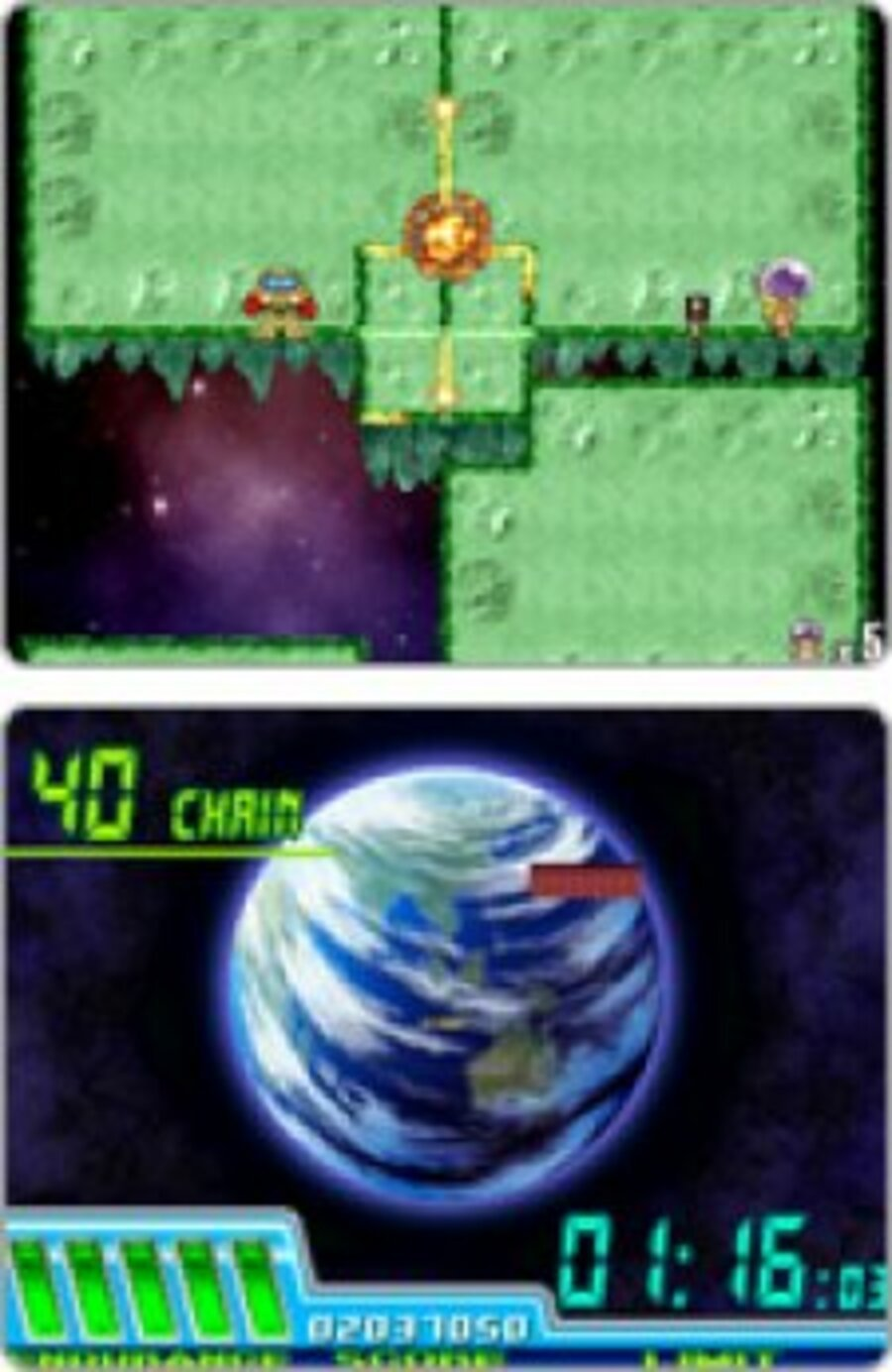 GO Series: Earth Saver Screenshot