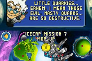 Alien Puzzle Adventure Screenshot