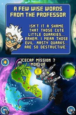 Alien Puzzle Adventure Screenshot