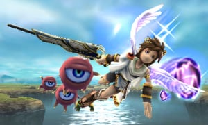 Kid Icarus: Uprising Review - Screenshot 2 of 6