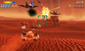 Star Fox 64 3D Review - Screenshot 3 of 5