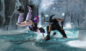Dead or Alive: Dimensions Review - Screenshot 4 of 7