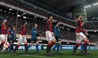 Pro Evolution Soccer 2011 3D Screenshot
