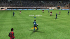 Pro Evolution Soccer 2011 3D Screenshot