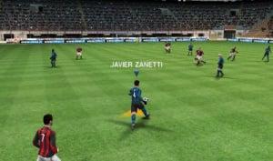 Pro Evolution Soccer 2011 3D Review - Screenshot 3 of 3