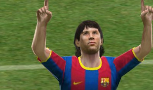 Pro Evolution Soccer 2011 3D Review - Screenshot 3 of 3