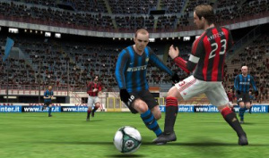 Pro Evolution Soccer 2011 3D Review - Screenshot 2 of 3