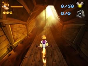 Rayman 3D Review - Screenshot 3 of 4
