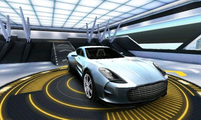 Asphalt 3D Screenshot