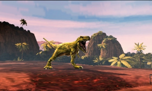 Combat of Giants: Dinosaurs 3D Review - Screenshot 3 of 4