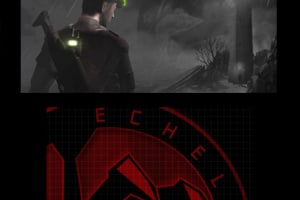 Tom Clancy's Splinter Cell 3D Screenshot