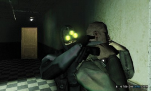 Tom Clancy's Splinter Cell 3D Review - Screenshot 5 of 5