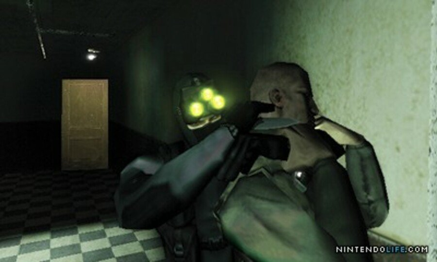 Tom Clancy's Splinter Cell 3D Screenshot