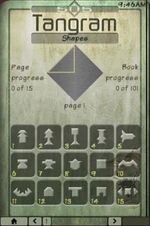 505 Tangram Review - Screenshot 1 of 2
