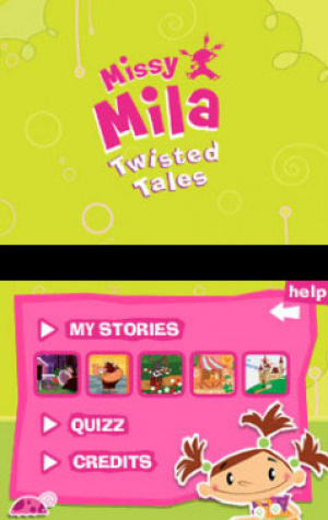 Missy Mila: Twisted Tales Review - Screenshot 1 of 2