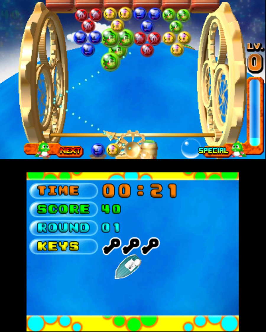 Bust-A-Move Universe Screenshot